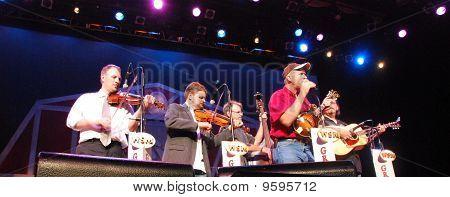 House band Grand Ole Opry