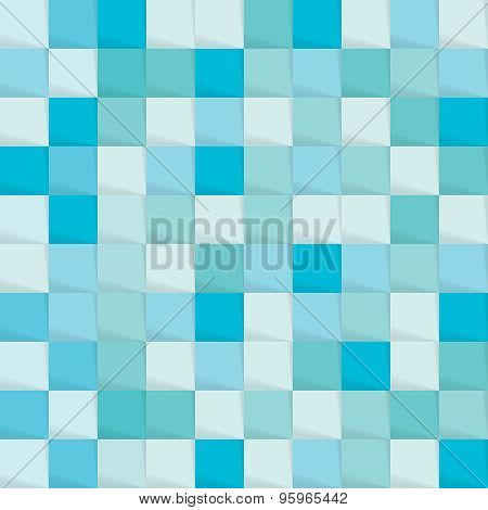Paper square background