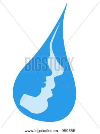 Water Droplet - Conservation