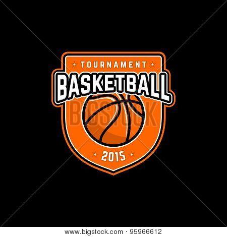 Basketballbadge
