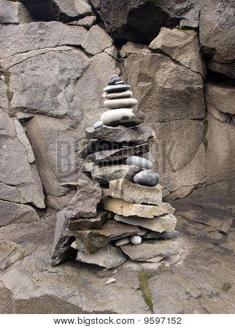 Varda : Stack Of Icelandic Stones