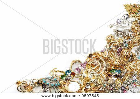 Gioielli in oro Frame