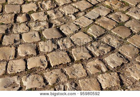 Ancient Sidewalk