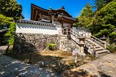 Kodai-ji Temple of the Rinzai school of Zen Buddhism in Higashiyama-ku Kyoto Japan poster