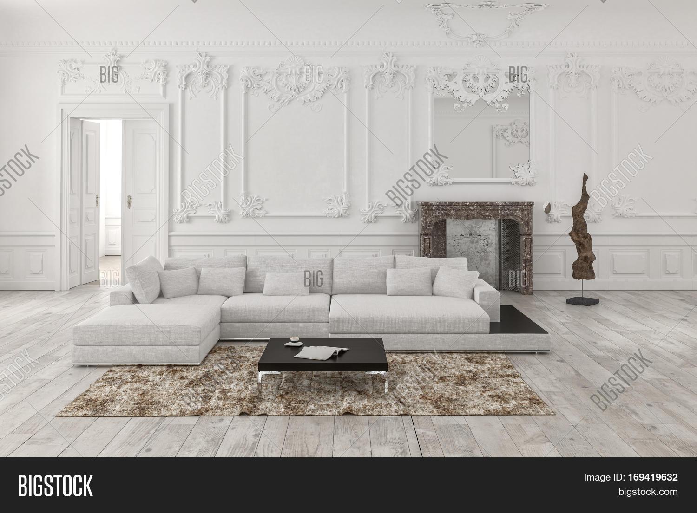 Classical White Image & Photo (Free Trial) | Bigstock