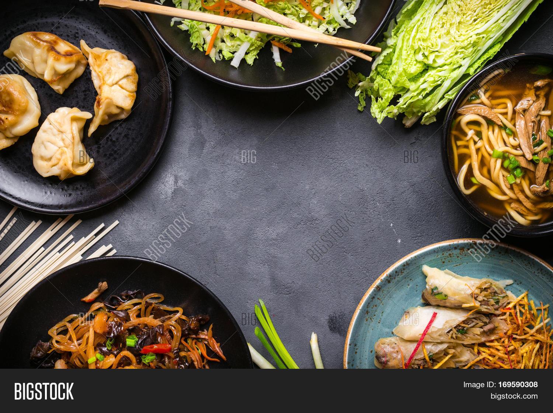 Chinese Food Image & Photo (Free Trial)   Bigstock