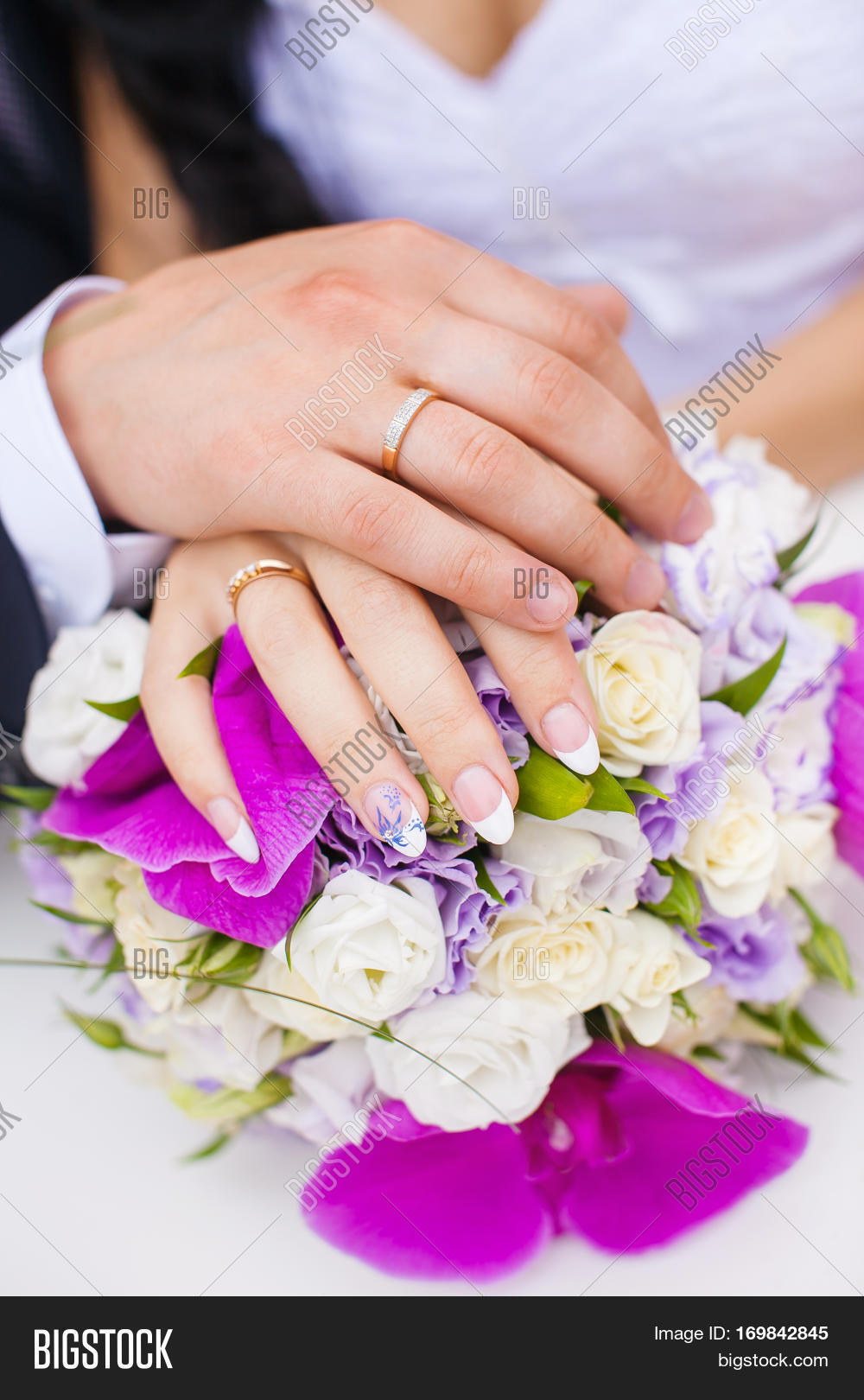 Wedding Rings On Image & Photo (Free Trial) | Bigstock
