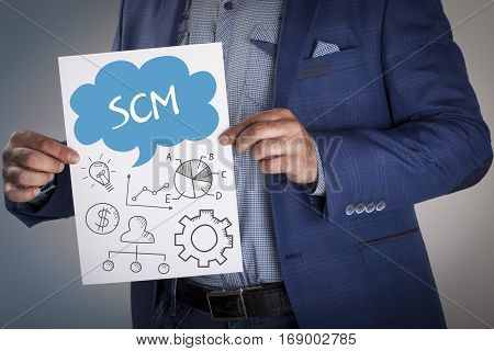 Technology, Internet, Business And Marketing. Business Analysis Concept.scm