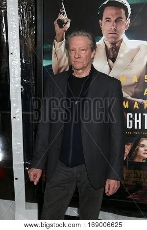 LOS ANGELES - JAN 9:  Chris Cooper at the