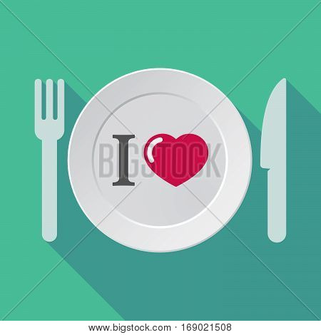 Long Shadow Tableware With  An