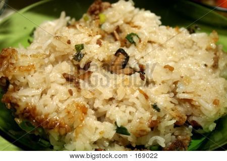 Chinese Steamed Glutinous Rice