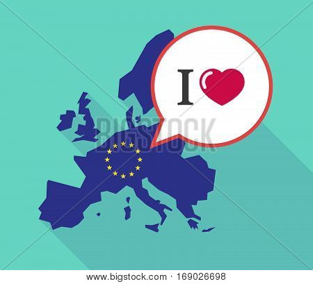 Map Of The Eu Map With  An