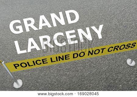 Grand Larceny Concept