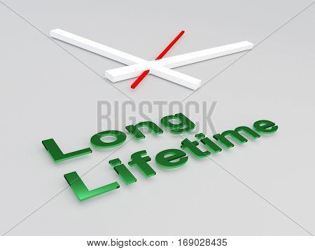 Long Lifetime Concept