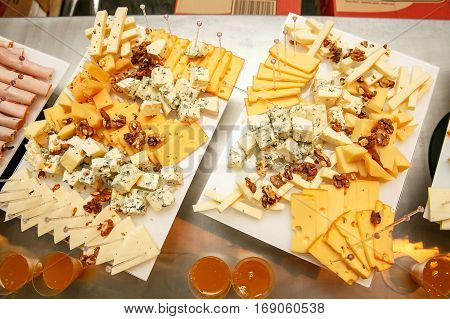 Catering Banquet Table