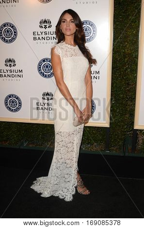 LOS ANGELES - JAN 7:  Eiza Gonzalez at the Art of Elysium 10th Annual Black Tie Heaven Gala at Red Studios on January 7, 2017 in Los Angeles, CA