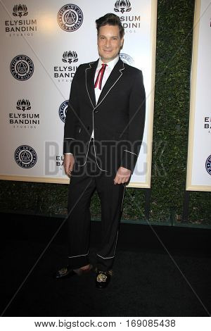 LOS ANGELES - JAN 7:  Cameron Silver at the Art of Elysium 10th Annual Black Tie Heaven Gala at Red Studios on January 7, 2017 in Los Angeles, CA
