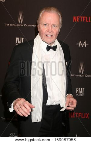 LOS ANGELES - JAN 8:  Jon Voight at the Weinstein And Netflix Golden Globes After Party at Beverly Hilton Hotel Adjacent on January 8, 2017 in Beverly Hills, CA