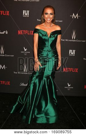 LOS ANGELES - JAN 8:  Diana Madison at the Weinstein And Netflix Golden Globes After Party at Beverly Hilton Hotel Adjacent on January 8, 2017 in Beverly Hills, CA