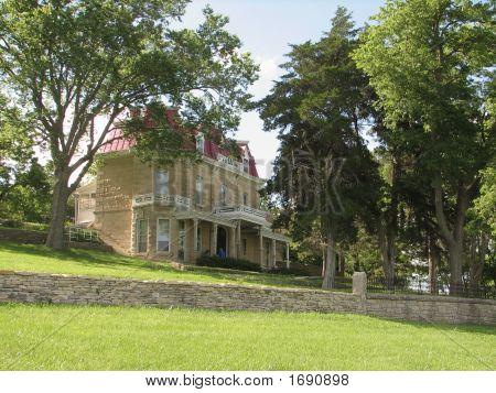 1881 Kansas Mansion