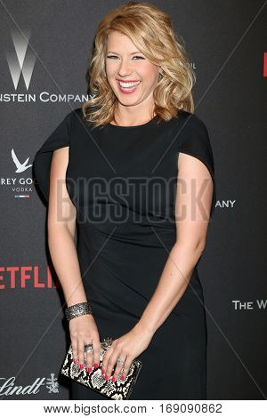 LOS ANGELES - JAN 8:  Jodie Sweetin at the Weinstein And Netflix Golden Globes After Party at Beverly Hilton Hotel Adjacent on January 8, 2017 in Beverly Hills, CA