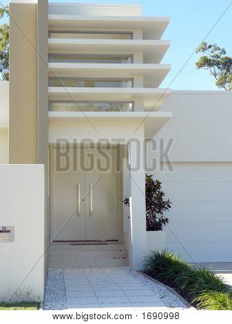 Art Deco Style Home
