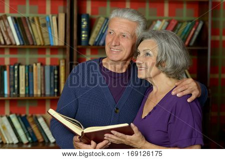 happy mature couple in romantic photo session