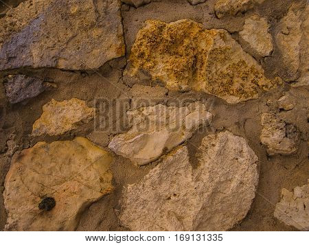 Rocks wall.Background with rocks,Rock ilustration.Nature wild world