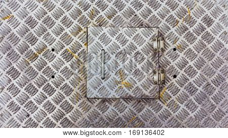 Metal factory floor brushed metal texture Old stainless steel floor plate with cover steel plate sheet coil for Floor board factory stair boards