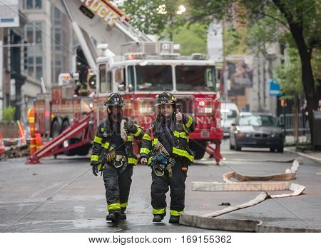 Fire Department Of The City Of New York (fdny)