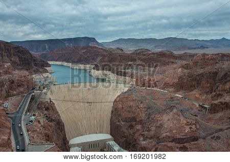 Hoover Dam, Nevada - Arizona, United States