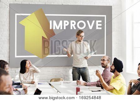 Arrow up Icon Success Increase Concept