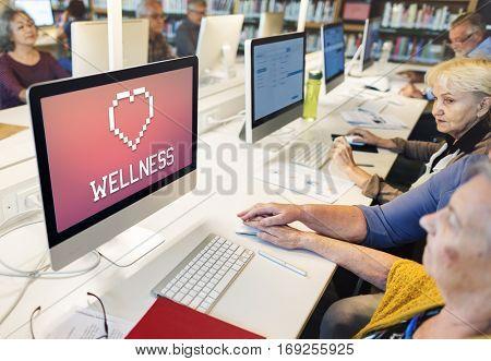 Health Care Healthy Life Concept