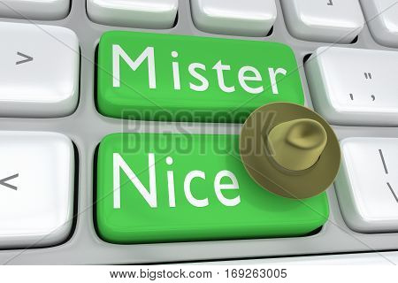 Mister Nice Concept