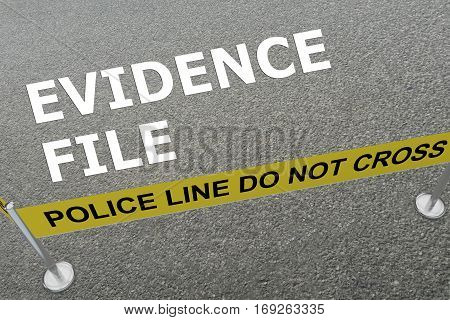 Evidence File Concept