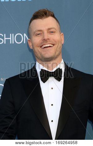 LOS ANGELES - DEC 11:  Rawson Marshall Thurber at the 22nd Annual Critics' Choice Awards at Barker Hanger on December 11, 2016 in Santa Monica, CA
