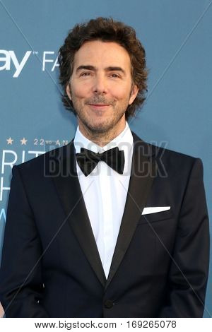 LOS ANGELES - DEC 11:  Shawn Levy at the 22nd Annual Critics' Choice Awards at Barker Hanger on December 11, 2016 in Santa Monica, CA