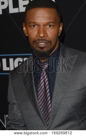 LOS ANGELES - JAN 5:  Jamie Foxx at the