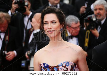 Rebecca Hall attends the screening of 'The BFG' at the annual 69th Cannes Film Festival at Palais des Festivals on May 14, 2016 in Cannes, France.