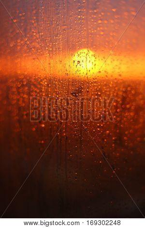 Sunset Drops