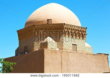 In Iran The Old  Contruction