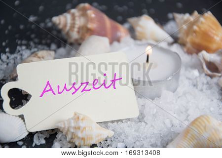 Auszeit - The German Word For Timeout
