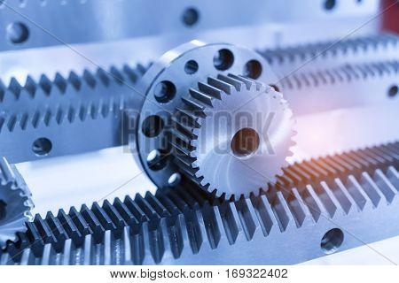 metal cog gears