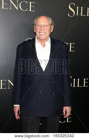 LOS ANGELES - JAN 5:  Irwin Winkler at the