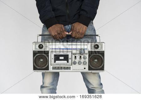 Radio Sound Audio Broadcast Frequency