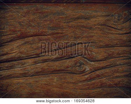 dark wood background wooden brown surface texture. (vintage)
