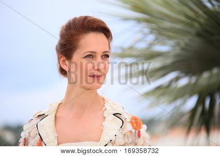 CANNES, FRANCE - MAY 13:  Viktoriya Isakova attends the 'The Student' (Uchenik) Photocall during the 69th annual Cannes Film Festival at the Palais des Festivals on May 13, 2016 in Cannes, France.