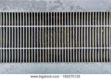 pattern : water flood way cover steel.
