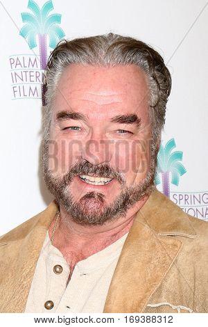 Palm Springs - JAN 4:  John Callahan at the Palm Springs International Film Festival