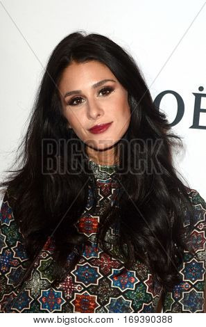 LOS ANGELES - JAN 4:  Brittany Furlan at the 2nd Annual Moet Moment Film Festival at Doheny Room on January 4, 2017 in West Hollywood, CA